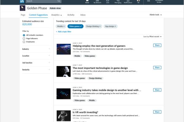 Linkedin : découvrez les 3 nouveautés majeures des pages entreprises