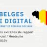 Les Belges et le digital : voici toutes les statistiques de référence (janvier 2019)