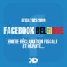 Résultats financiers de Facebook Belgique : entre déclaration fiscale et réalité…